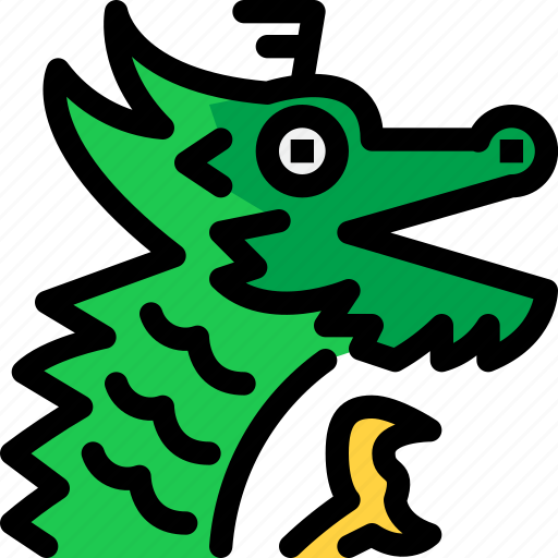 Celebration, chinese, dragon, new year icon - Download on Iconfinder
