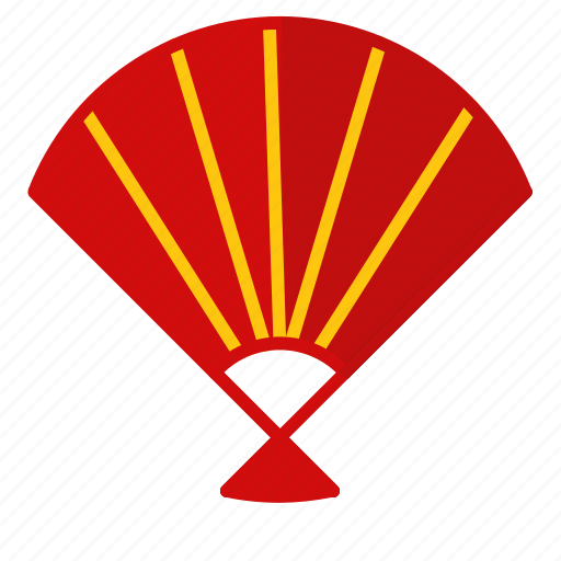 Chinese, fan, new, year icon - Download on Iconfinder