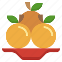 tangerine, fruit, food, restaurant, organic, vegan, healthy