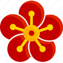beautiful, bloom, blossom, botanical, floral, flower, meai icon