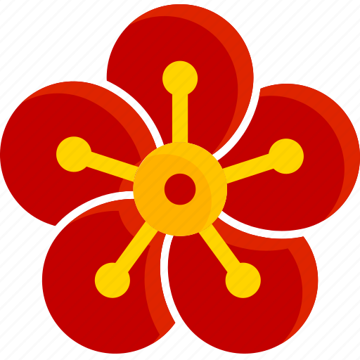 Beautiful, bloom, blossom, botanical, floral, flower, meai icon - Download on Iconfinder