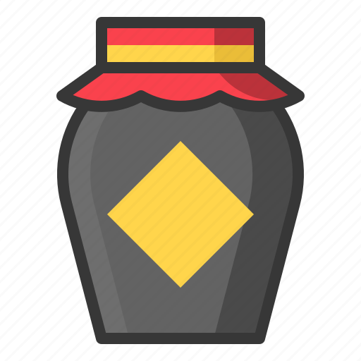 Alcohol, baijiu, chinese, new, shaojiu, year icon - Download on Iconfinder