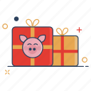 chinese, fortune, gift, greeting, happiness, packet, paper icon