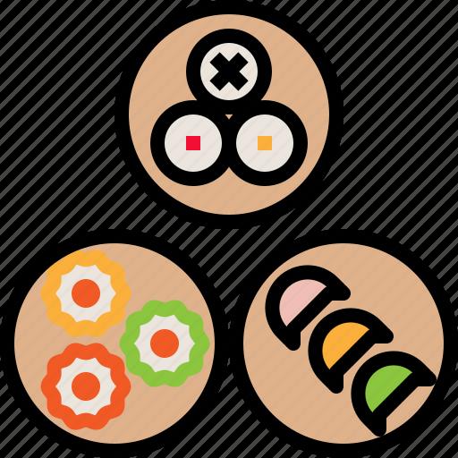 Cuisine, dimsam, food, lunch icon - Download on Iconfinder
