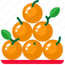 citrus, fresh, fruit, orange