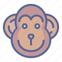 ape, chinese, monkey, zodiac, chinese new year, cny, lunar new year