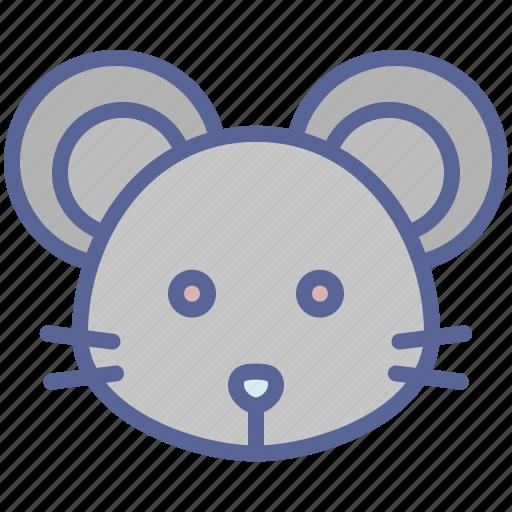 chinese, mouse, rat, zodiac icon
