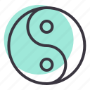 chinese, zodiac, yang, yin