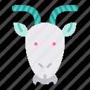 chinese, goat, ram, zodiac
