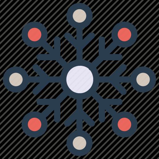 flake, freeze, ice, snow icon