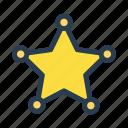 award, christmas, grade, star icon