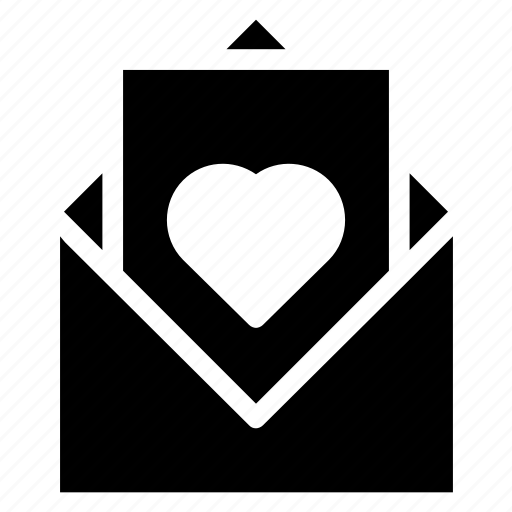 card, greeting, invitation, open icon