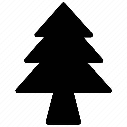 christmas, garden, nature, tree icon