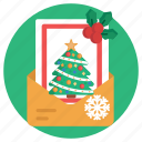 greeting, card, newyear, christmas card, xmas, gift icon
