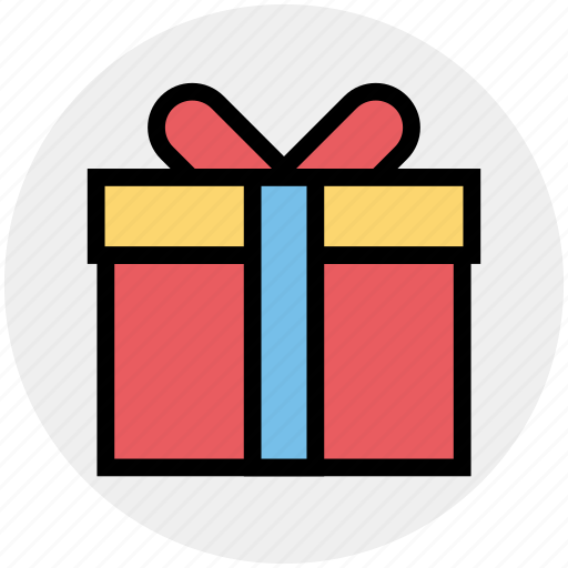 birthday, birthday gift, box, christmas, gift, gift box, present icon