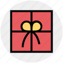 birthday, celebration, christmas, gift, gift box, party icon