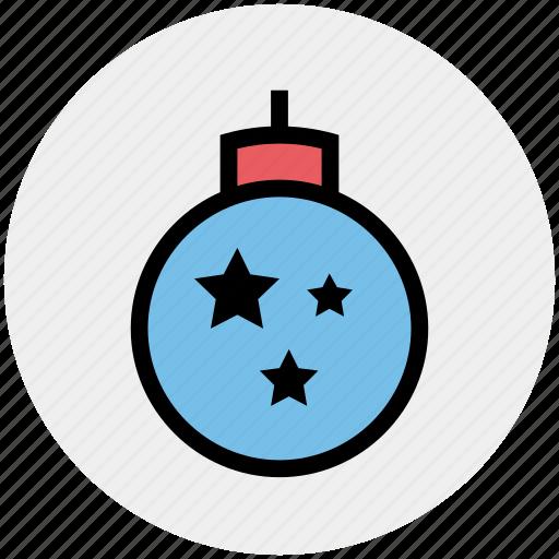 celebration, christmas, decoration, festivity, holiday, party icon
