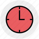alarm, clock, date, time, time optimization, watch icon