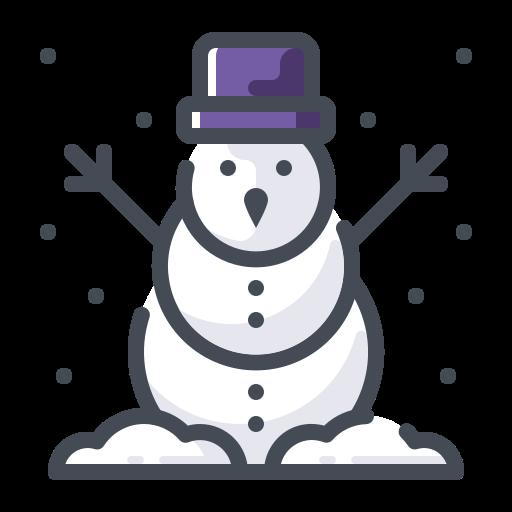 christmas, christmas decoration, snow, snowman, xmas icon