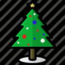 christmas, decoration, holidays, ornaments, tree, winter