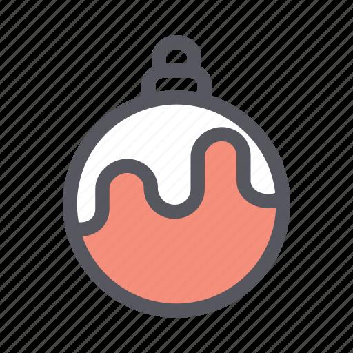 bauble, christmas, christmas bauble, christmas tree, decoration icon