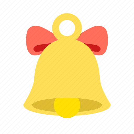 bell, christmas, decoration, holiday, holidays, ornament, sound icon