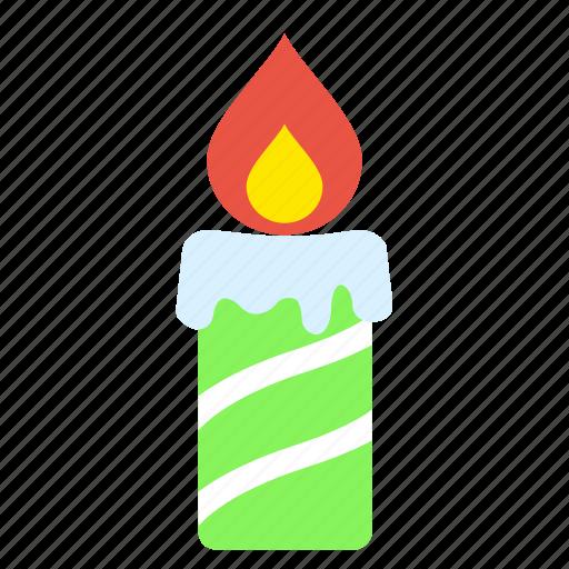 birthday, candle, christmas, decoration, gift, holiday, holidays icon