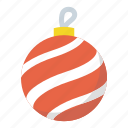 celebration, christmas, decoration, gift, holiday, ornament, present icon