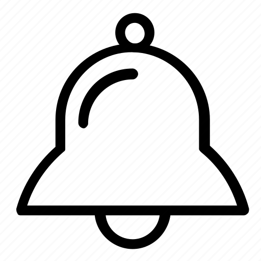 announcement, bell, notification icon