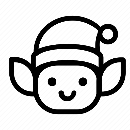 elf, emoji, emoticon icon