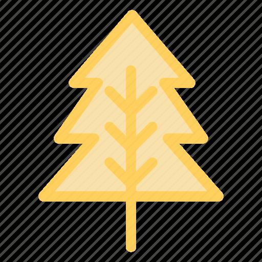 christmas, nature, pine, tree, xmas icon