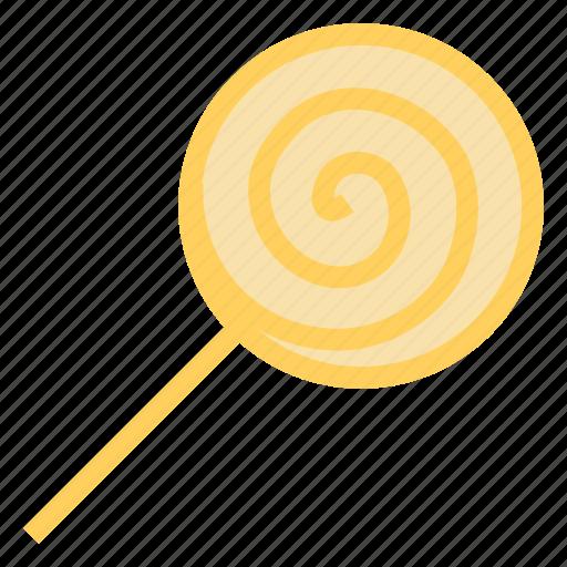 candy, dessert, lollipop, spiral, sweet icon