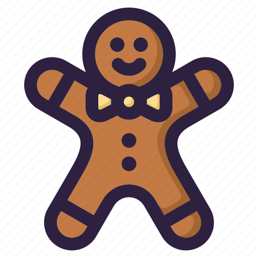 christmas, cookie, santa, snow, sweet, winter, xmas icon