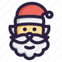 box, christmas, gift, holiday, santa, winter, xmas icon