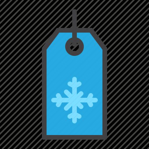 cristmass, price, sale, season, tag, winter icon