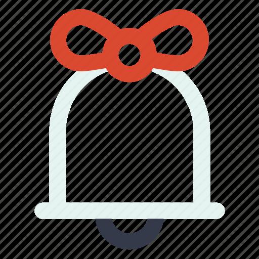 bell, christmas, musical, ornament, ornamental, sound, xmas icon icon