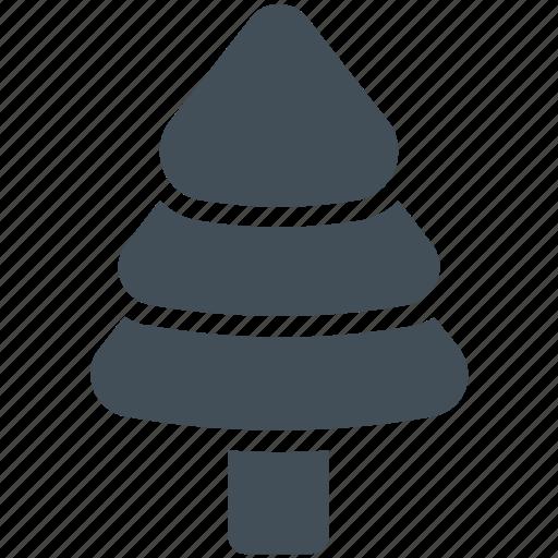 christmas, fir, tree icon icon
