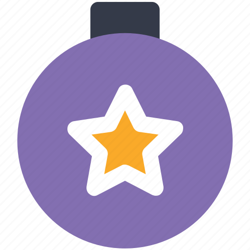 ball, bauble, christmas, decoration, ornament icon icon