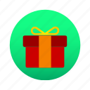 birthday, christmas, gift, gratuity, new year, party, present icon