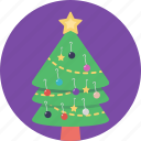 christmas tree, decorative tree, fir tree, tree, xmas tree icon