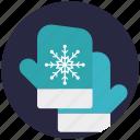gloves, mitten, snow gloves, winter gloves, winter wear icon