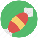 candy, confectionery, sweets, taffy, toffee icon