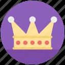 crown, golden crown, king crown, princes crown, royal symbol