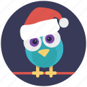 christmas bird, dove, holy bird, lovebird, peace symbol icon