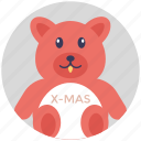 cute teddy bear, funny teddy bear, gift teddy, teddy bear, toy bear icon