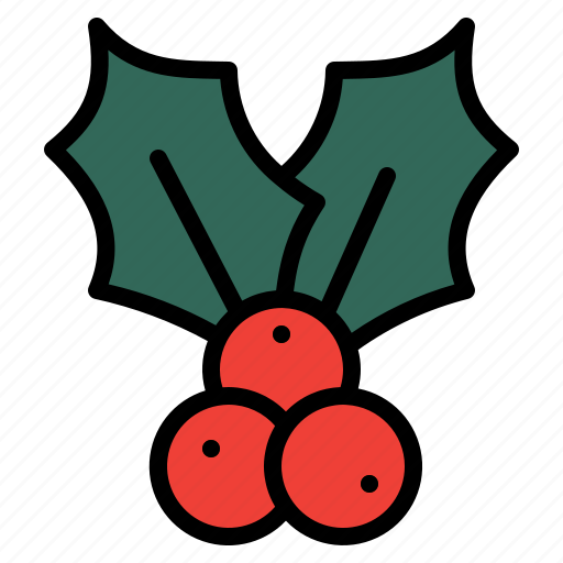 Celebration, christmas, decorations, holly icon - Download on Iconfinder