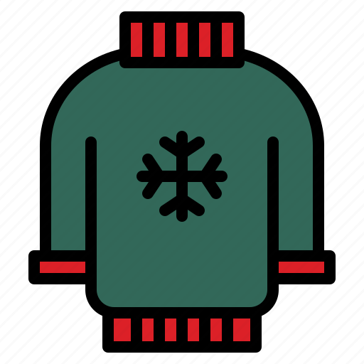 Celebration, christmas, cloth, sweater icon - Download on Iconfinder