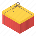 birthday gift, christmas gift, gift, gift box, present icon