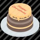 cake, chocolate cake, christmas cake, dessert, pastry, sweet