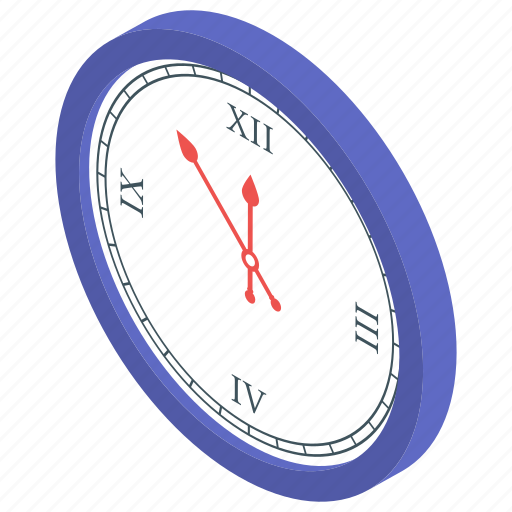 Christmas clock, christmas countdown, round clock, timepiece icon - Download on Iconfinder